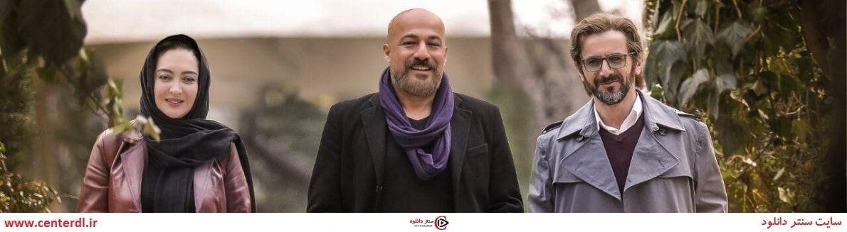 تصویری از بازیگران سریال آقازاده