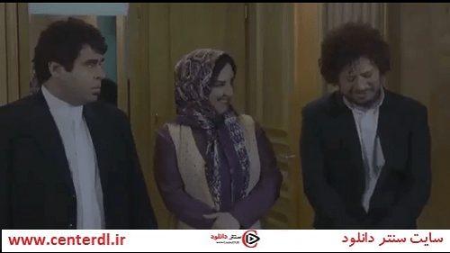 تصویری از مرجانه، گلچین، امین نوری و علی صادقی در سریال موچین