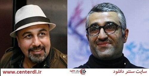 رضا عطاران و پژمان جمشیدی در فیلم شیشلیک