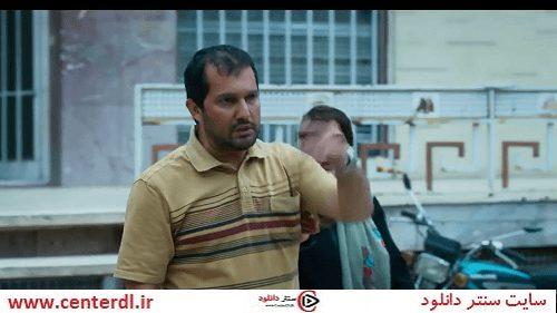 تصویری از حامد بهداد در فیلم جان دار