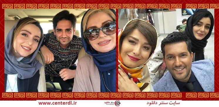 تصاویر بازیگران سریال دل قسمت 32 سایت سنتر دانلود