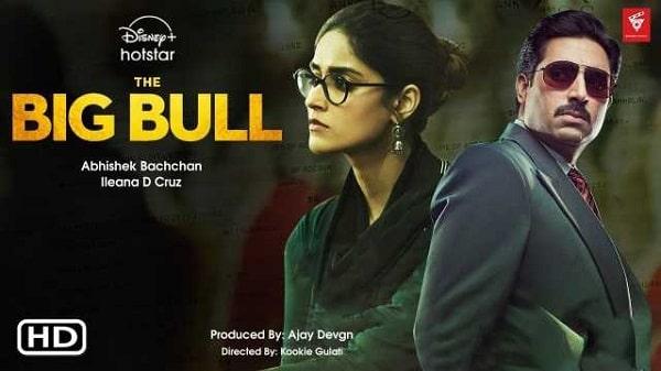 فیلم The Big Bull 2021 گاو نر بزرگ -سنتر دانلود