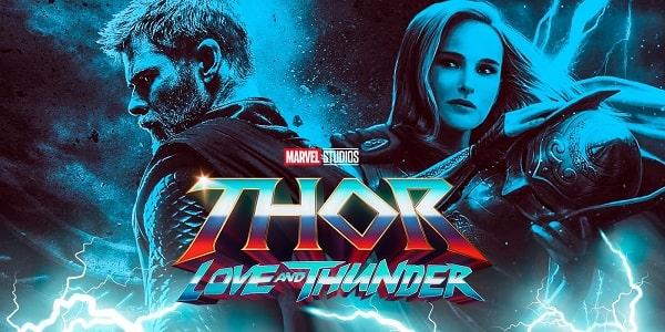 فیلم Thor: Love and Thunder 2022
