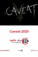 دانلود فیلم Caveat 2020 هشدار