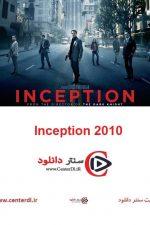 دانلود فیلم تلقین Inception 2010