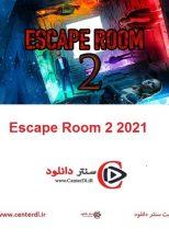 دانلود فیلم اتاق فرار ۲ Escape Room 2 2021